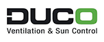 Duco ventilation and suncontrol
